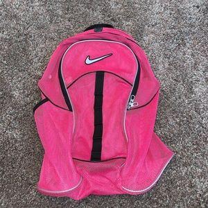 Nike Mesh Backpack NEVER USED!